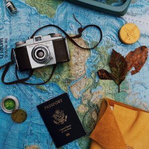 Paspoort kwijt